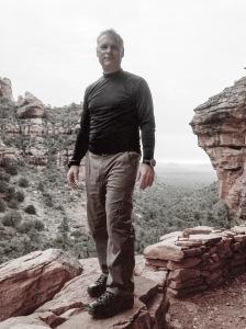 Cliff Dwelling Main Trail Canyon View, Fay Canyon Trail, Sedona, Arizona