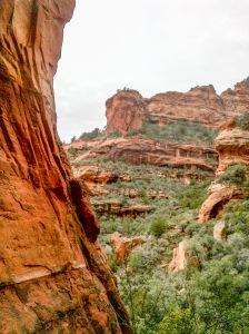 Canyon View, Fay Canyon Trail, Sedona, Arizona