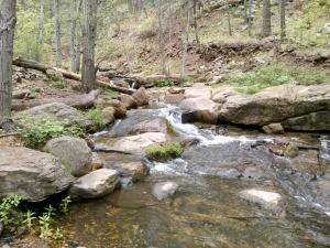 Creek, Horton Creek - Highline - Derrick Trail Loop, Payson, Arizona